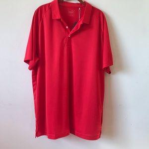 BNWT Men's Puma Golf Shirt